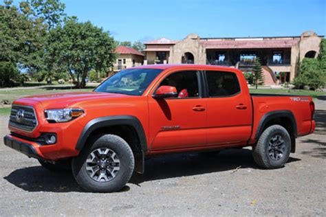 Toyota Power Wheels Weekend Wheels 2016 Toyota Tacoma Delivers Power News