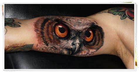 owl eyes tattoo meaning 54 designs variados e interessantes para sua tatuagem de
