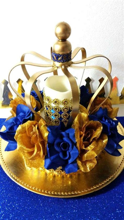 Baby Shower Crown Centerpieces by Best 25 Crown Centerpiece Ideas That You Will Like On