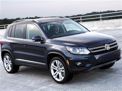 2012 volkswagen tiguan | pricing, ratings & reviews