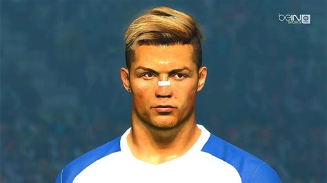 cristiano ronaldo face collection pes 2017