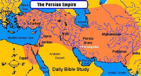 iran in the bible persians in the bible, christianity in