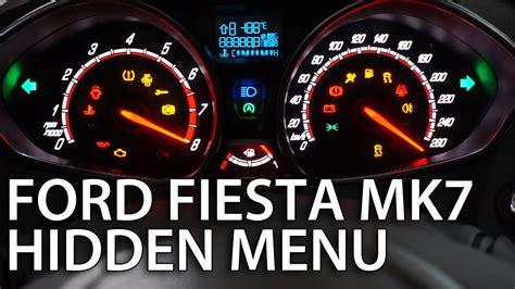 Karet Boot Yaris how to enter ford mk7 menu diagnostic