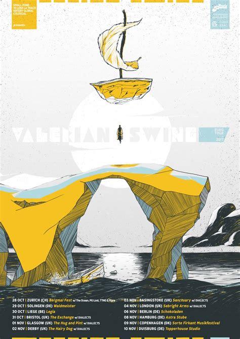 valerian swing valerian swing nuove date in italia e in europa traks