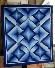Bargello Quilt Images by 25 Best Ideas About Bargello Quilts On