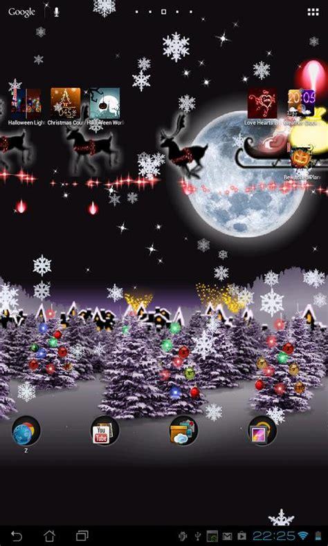 christmas  wallpaper santa android apps  google play