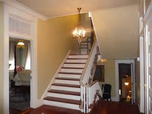 Stairs In House Staircase Steel Magnolias House Hooked On Houses