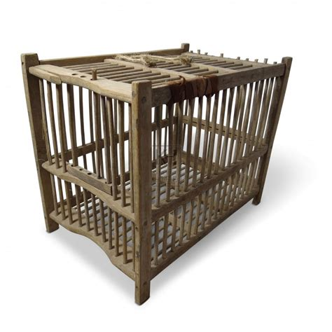 wooden cage cages prop hire 187 medium wooden cage keeley hire