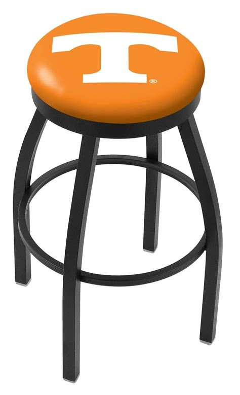 College Logo Bar Stools by Tennessee Counter Height Bar Stool W Official College