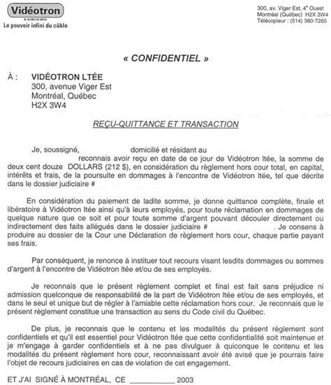 Exemple De Lettre De Quittance Partielle Rtf Exemple Lettre Quittance