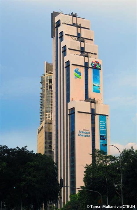 menara standard chartered  skyscraper center