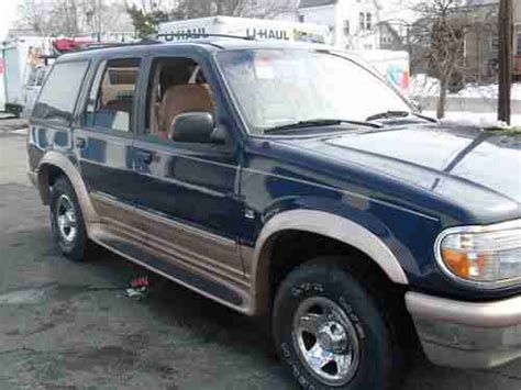 1996 Ford Explorer Engine 5 0l V8 by Find Used 1996 Ford Explorer Xlt Sport Utility 4 Door 5 0l