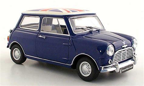 Diecast Miniatur Mobil Morris Mini Cooper 1275s Mk 1 Mokit Green mini cooper s morris s mk i 1275s blue union