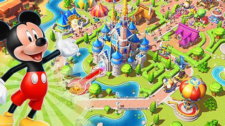 gameloft | disney magic kingdoms