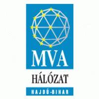 Gift Letter Mva Mva Halozat Logo Vector Ai Free
