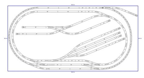 atlas layout software planning new layout 8 x15 10 quot o gauge railroading on