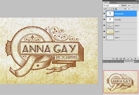 create logo pattern photoshop how to design a logo in adobe photoshop