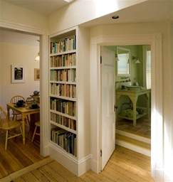 hallway bookcase inspiring built in bookshelves for more functional storage