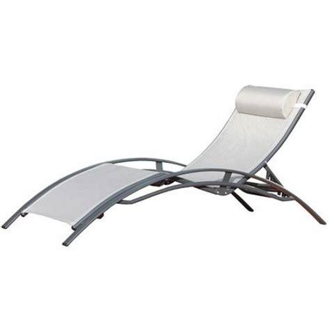 chaise longue design gris vente chaise longue design gris