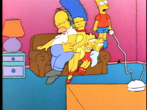simpsons couch gag list of couch gags simpsons wiki