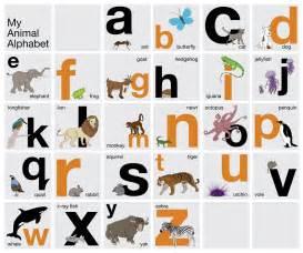animal alphabet idoodledo