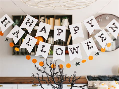 Decorations To Make At Home For Free by 11 Awesome And Spooky Ideas