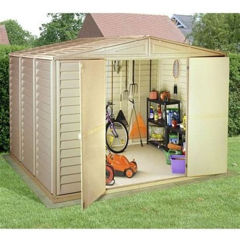images  backyard storage solutions  pinterest storage buildings sheds