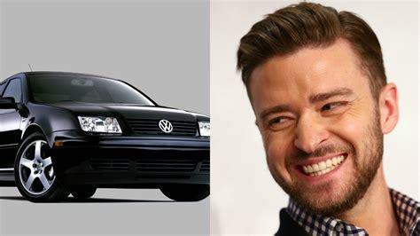 justin timberlake jeep estas son las 7 celebridades que manejan autos