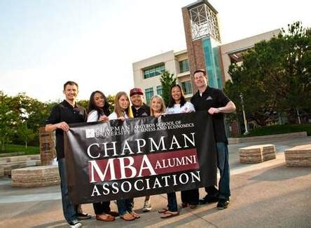 Chapman Mba Alumni by Mba Alumni Association Partners With Race For The Cure In