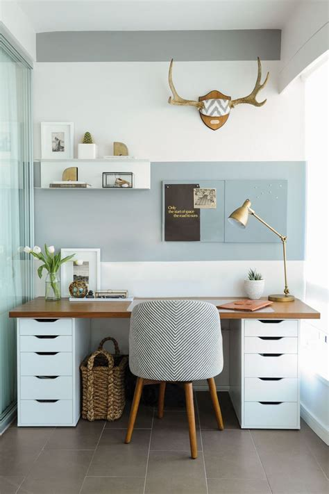 Modern Desk For Small Space Modern Desk For Small Space Line House