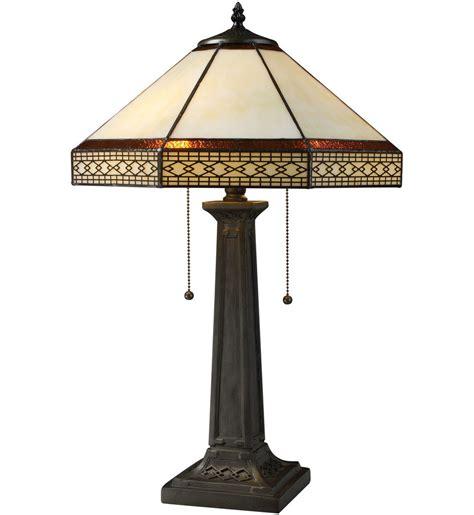 Uttermost Wall Mirrors Dimond D1858 Stone Filigree Tiffany Bronze Table Lamp