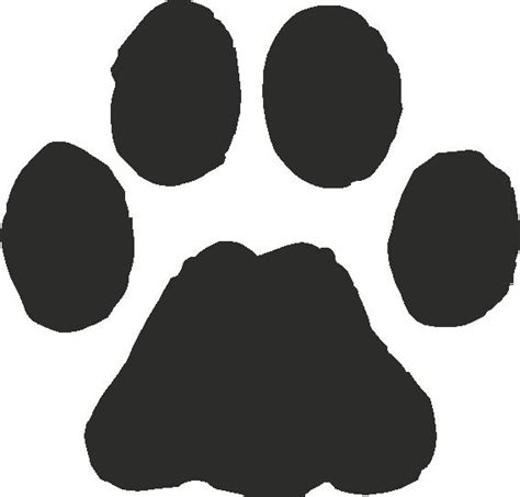 bobcat paw cliparts co