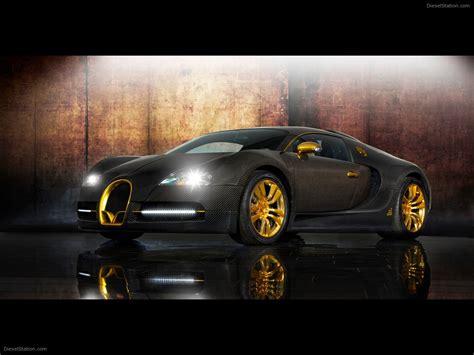 mansory bugatti mansory bugatti veyron linea vincero doro exotic car