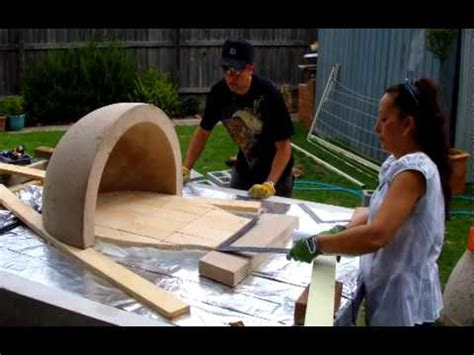 Build Your Own Outdoor by How To Build Your Own Pizza Oven