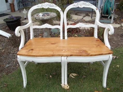 Repurposed Dining Chairs by Foyer Bench From Repurposed Antique Dining Chairs Closed