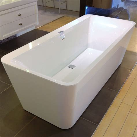 villeroy and boch bathtub villeroy boch quaryl baths squaro edge 12 freestanding