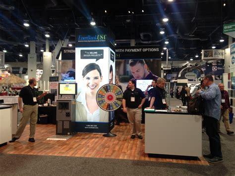 trade show booth design utah enerbank trade show booth design a success