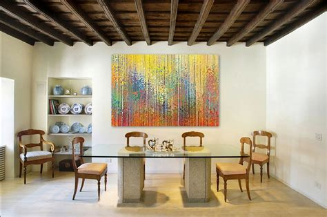 dining room paintings home decorating with modern art