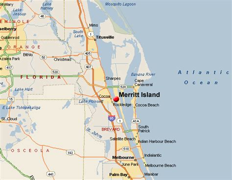 merritt island florida map merritt island map related to real estate listings of