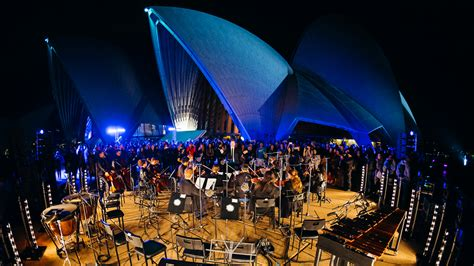 Drone Intel Our Partners Sydney Opera House