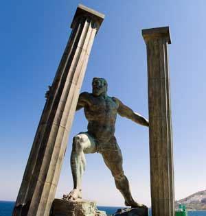 imagenes de esculturas mitologicas h 233 rcules y el mito del h 233 roe la gu 237 a de filosof 237 a
