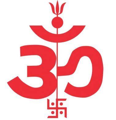 Swastik Om Trishul Symbol