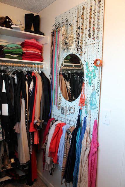 Pegboard Closet Organizer by 25 Best Ideas About Purse Organizer Closet On