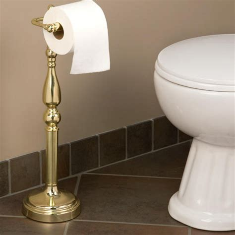 ridgefield standing tissue holder toilet paper holders