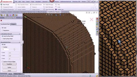 solidworks tutorial honeycomb how to make a wire mesh in solidworks wiring diagram schemes