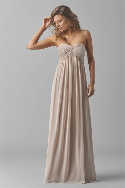 Bridesmaid Wedding Dresses by Watters 8540i Mackenzie Bridesmaid Dress Madamebridal