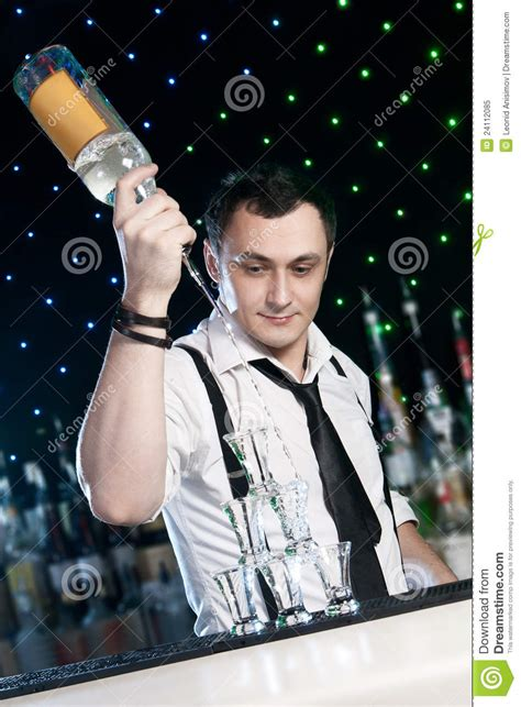 bartender photography bartender royalty free stock photo image 24112085