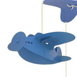 lustre chambre enfant quot 3 avions quot ciel bleu et anis