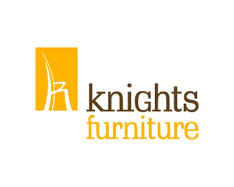 Knights Furniture by Logopond Logo Brand Identity Inspiration Knights