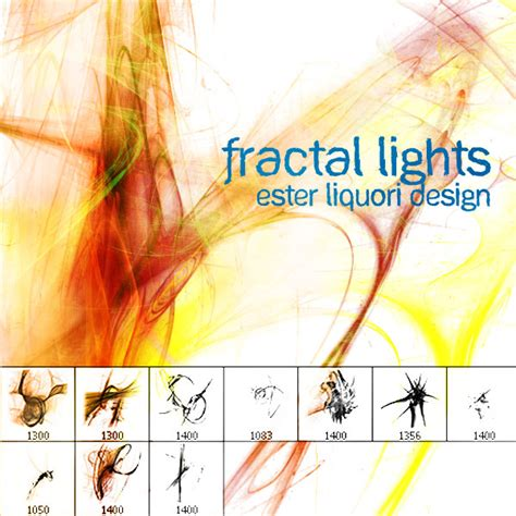 Ester Set Premium Quality By Mauri premium brush set fractal lights psdfan